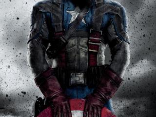 Captain America HD pics wallpaper