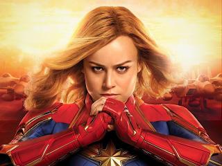 Captain Marvel 2019 wallpaper