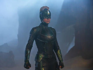 Captain Marvel in Costume image