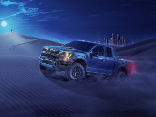 HD Wallpaper | Background Image Car Running In Desert