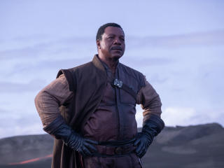 Carl Weathers in The Mandalorian wallpaper