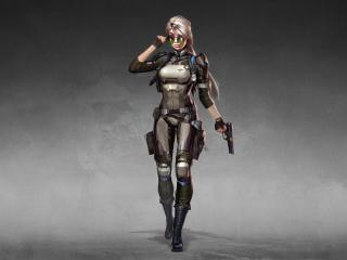 Cassie Cage wallpaper