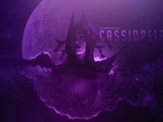 Cassiopeia Cool League Of Legends wallpaper