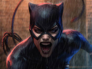 Catwoman DC Comics wallpaper