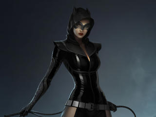 Catwoman Injustice 2 wallpaper