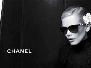 HD Wallpaper | Background Image chanel, girl, glasses