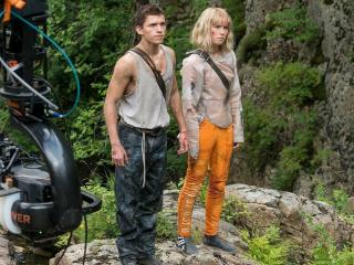 Chaos Walking 2021 New Movie wallpaper