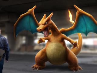 Charizard Pokemon wallpaper