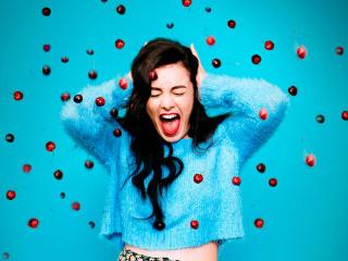 charli xcx, charlotte emma aitchison, singer wallpaper