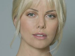 Charlize Theron Closeup Images wallpaper