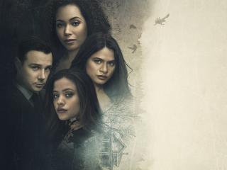 Charmed Season 2 wallpaper