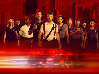 Chicago Fire wallpaper