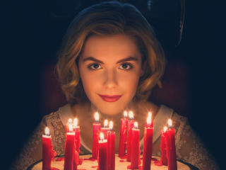 Chilling Adventures of Sabrina wallpaper