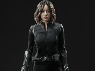 Chloe Bennet Agents of SHIELD Actress Promo Photoshoot wallpaper