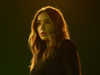 Chloe Bennet Agents of SHIELD Season 6 wallpaper
