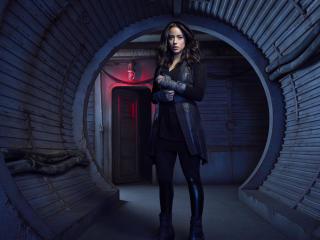 Chloe Bennet As Daisy Johnson Agents of SHIELD Season 5 wallpaper