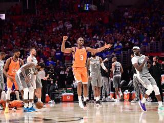 Chris Paul Phoenix Suns NBA 2021 wallpaper