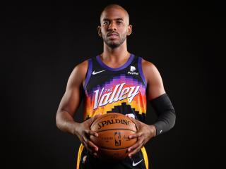 Chris Paul Phoenix Suns NBA wallpaper