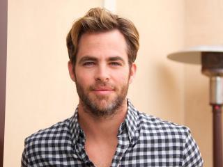 chris pine, actor, celebrity wallpaper