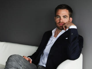 Chris Pine Hd Wallpapers wallpaper