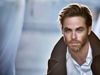 Chris Pine Latest Photoshoot wallpaper