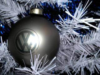christmas, ball, spruce wallpaper