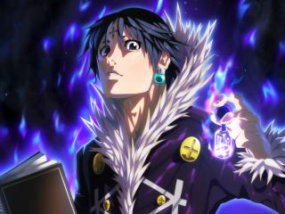 Chrollo Lucilfer x Hunter wallpaper