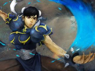 chun-li, street fighter, fighter wallpaper