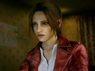 Claire Redfield Netflix Resident Evil wallpaper