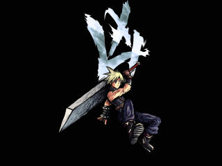 Cloud Strife Final Fantasy wallpaper