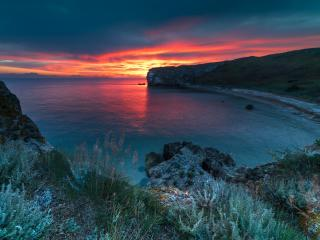 Coastline Photography wallpaper