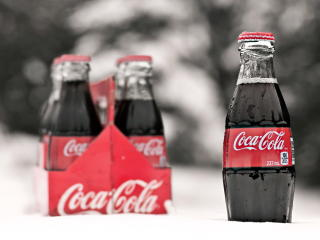HD Wallpaper | Background Image coca cola, beverage, carbonated