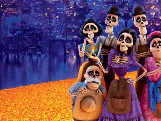 Coco 2017 Movie wallpaper