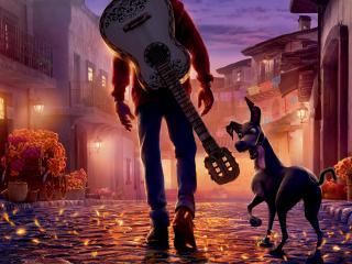 Coco Movie Poster wallpaper