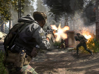 COD Modern Warfare wallpaper