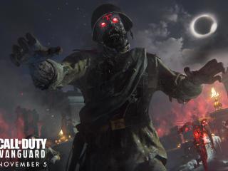 CoD  Vanguard Zombies wallpaper