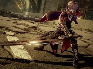 Code Vein Game wallpaper