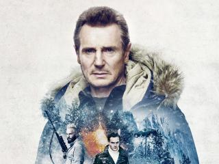 Cold Pursuit Movie wallpaper