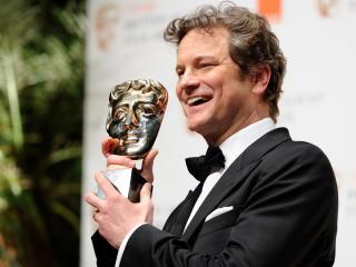 Colin Firth Award Won wallpaper