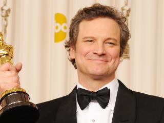 Colin Firth Award wallpaper