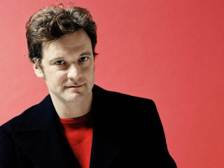 Colin Firth In Suit Photo wallpaper