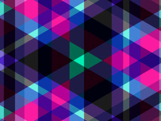 Colorful Diamond Shapes Pattern wallpaper