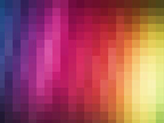 Colorful Gradient Square wallpaper