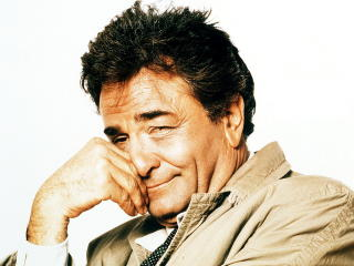 columbo, lieutenant columbo, peter falk wallpaper