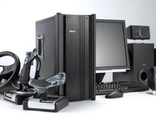 computer, hardware, monitor wallpaper