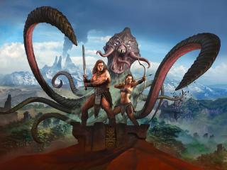 Conan Exiles Game wallpaper