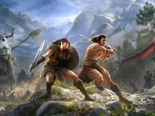 HD Wallpaper | Background Image Conan Exiles
