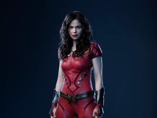 Conor Leslie As Donna Troy wallpaper
