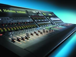 console, mixer, soundcraft si3 wallpaper