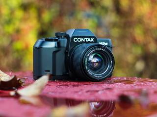 contax 167mt, yashica lens, camera wallpaper